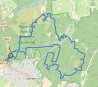 Route Leersum